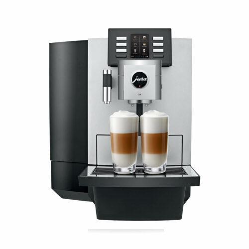 2213Jura-X8-Professional-switsers-kwaliteit-espresso-doppio-lungo-koffiebonen-dubbel-cappuccino-melkschuim-nieuw