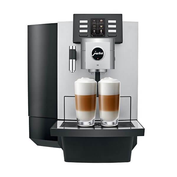 Jura-X8-platina-front-double-cappuccino-