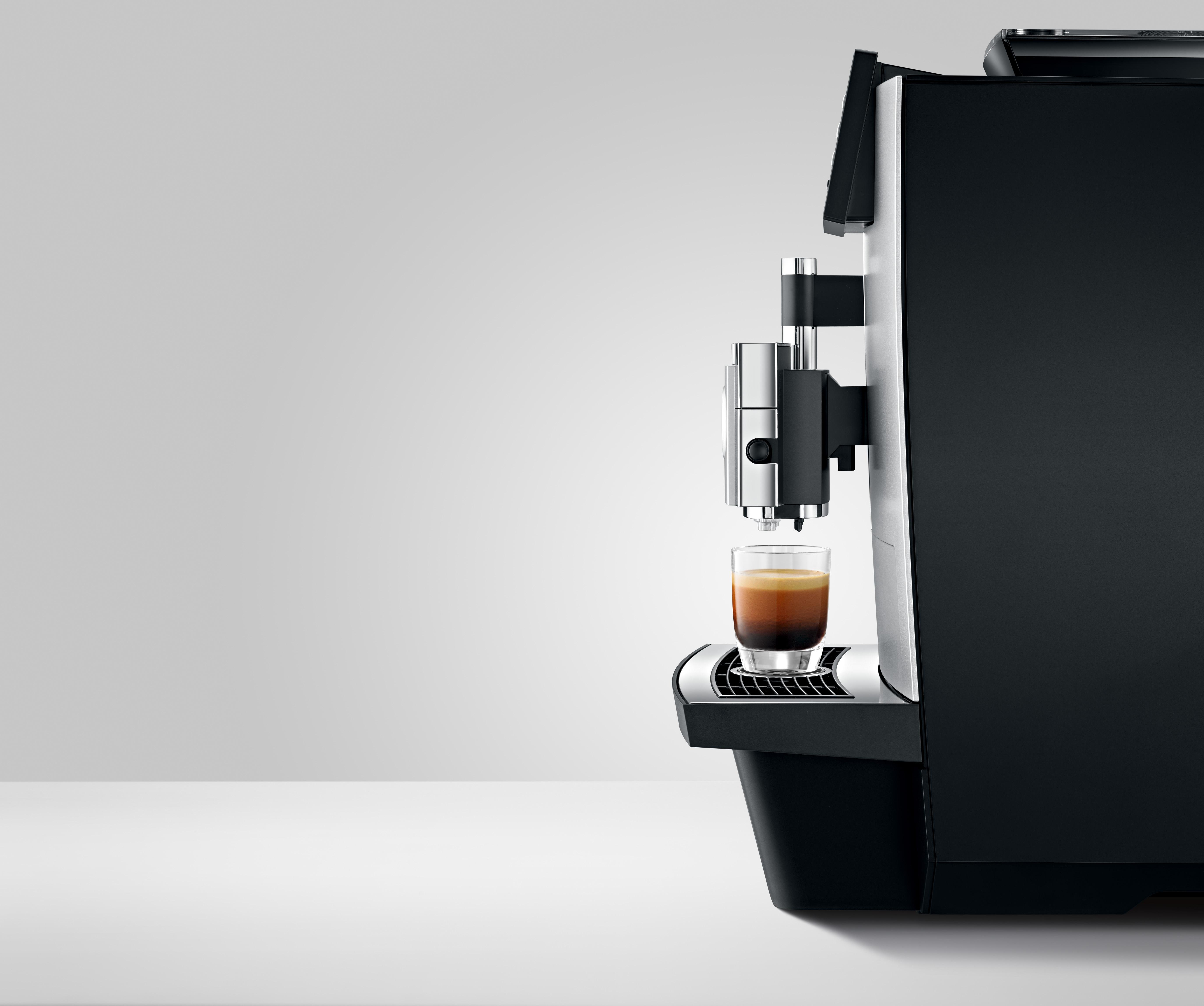 Jura X8 Platina Coffee Work