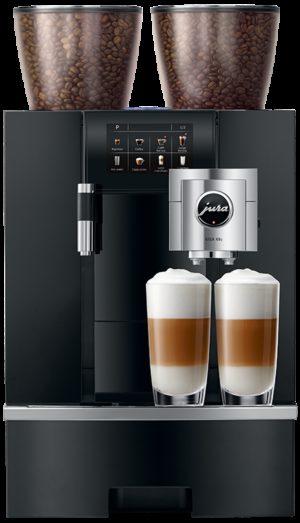 Jura Giga X8c Aluminium - Black - Coffee@Work: Koffie en koffieautomaten voor bedrijven