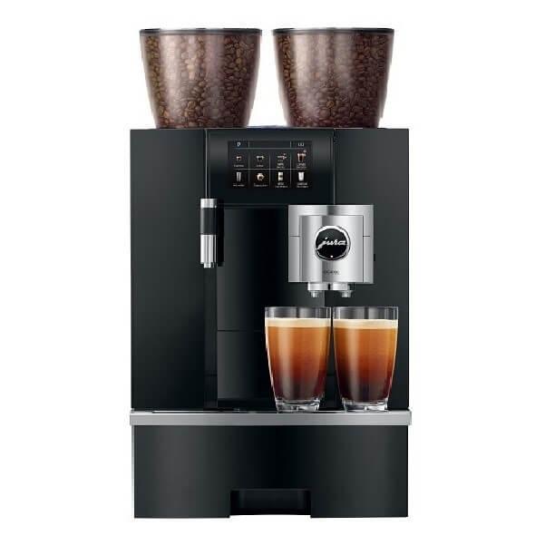 Jura-Giga-X8c-aluminium-black-front-double-espresso-