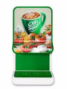 Cup a Soup sachets