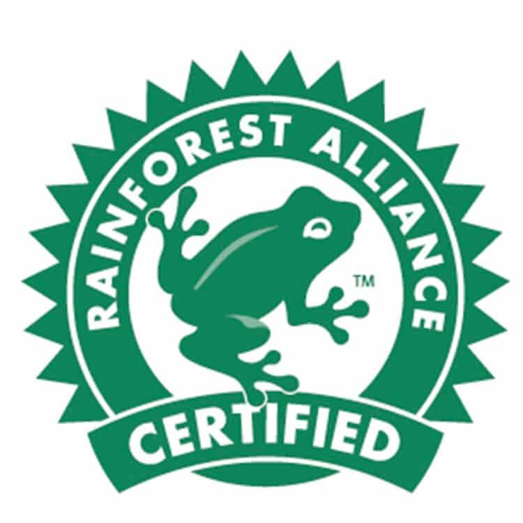 logo rainforest alliance Coffee@Work