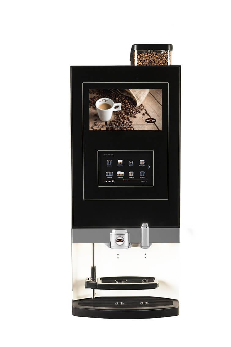 ETNA Dorado Espresso Large - full spec plus smart touch - Coffee@Work: Koffie en koffieautomaten voor bedrijven