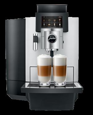 Jura X10 Platina - Coffee@Work: Koffie en koffieautomaten voor bedrijven