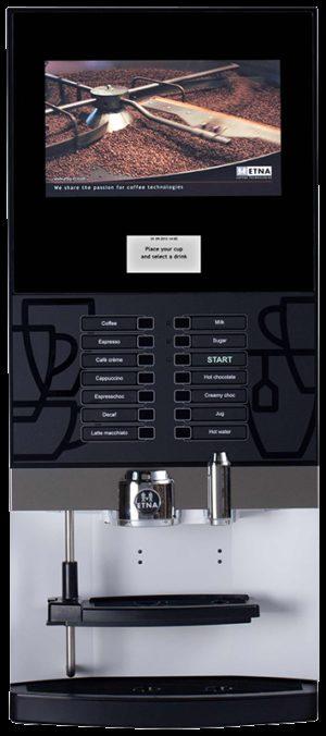 ETNA Dorado Fresh Brew Large - full spec - Coffee@Work: Koffie en koffieautomaten voor bedrijven