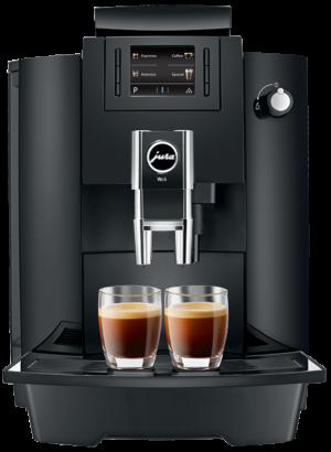 Jura WE6 Piano Black - Coffee@Work: Koffie en koffieautomaten voor bedrijven