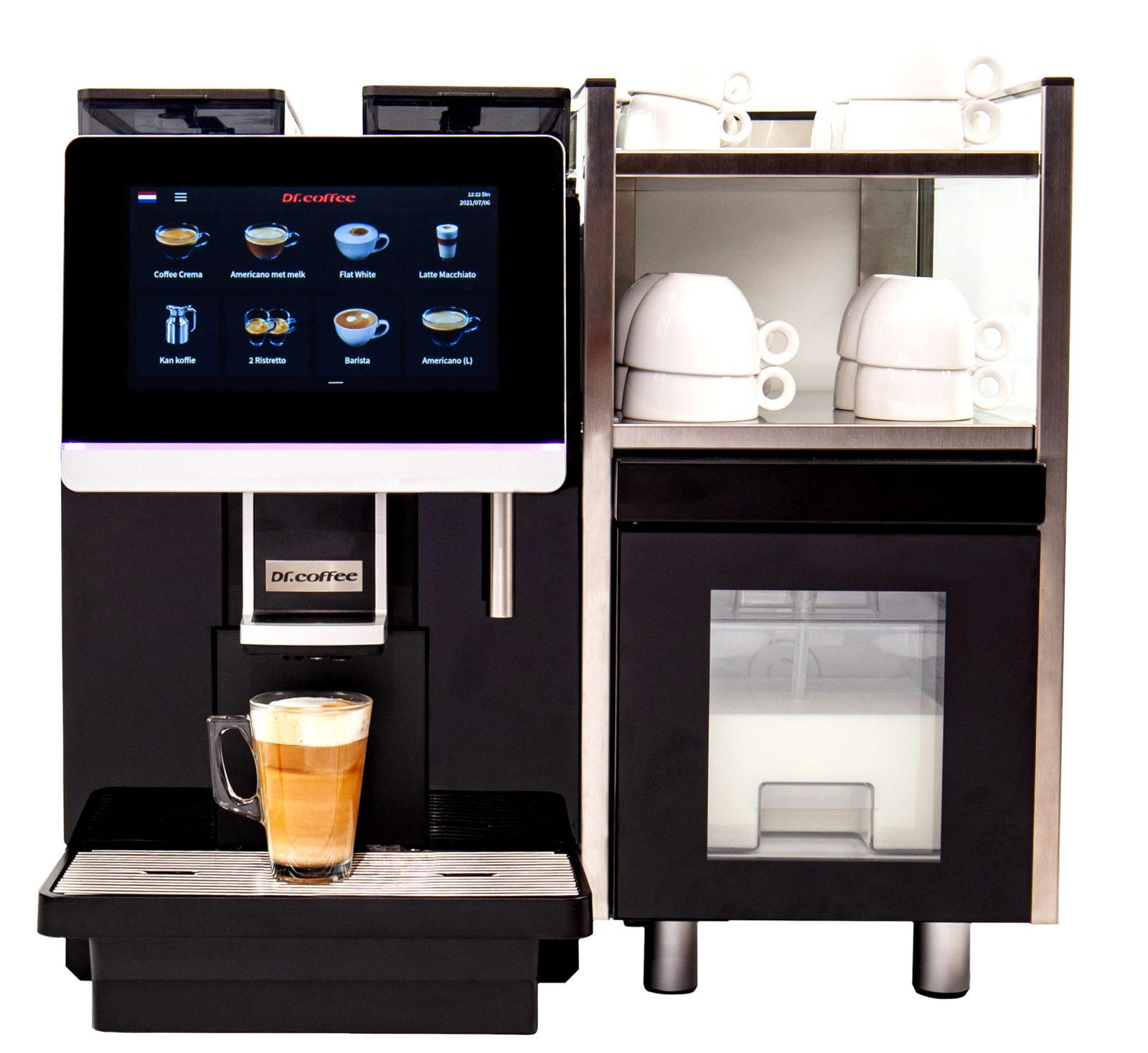 Dr. Coffee Coffeebar Plus - Coffee@Work: Koffie en koffieautomaten voor bedrijven